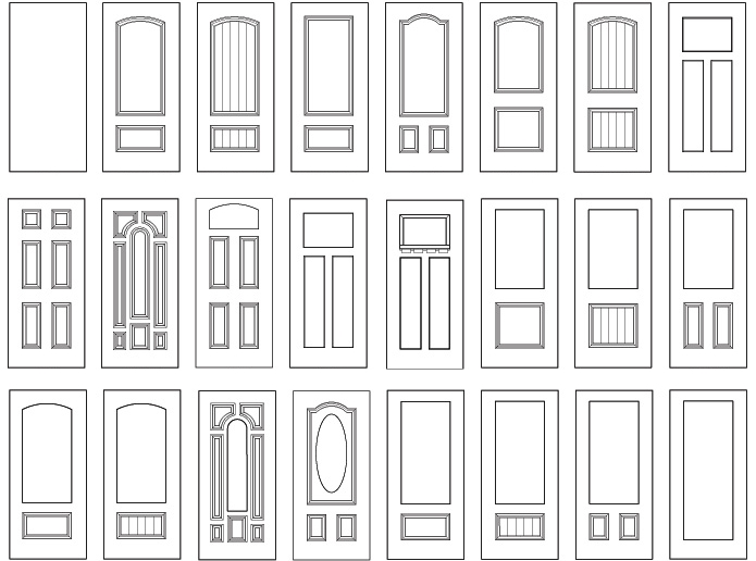 Residential Doors Columbus Window Company